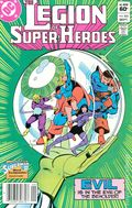 Legion of Super-Heroes (1980 2nd Series) Mark Jewelers 303MJ