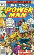 Power Man and Iron Fist (1972) Mark Jewelers 46MJ