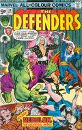 Defenders (1972 1st Series) UK Edition 34UK