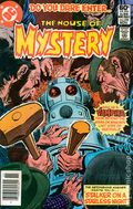 House of Mystery (1951-1983 1st Series) Mark Jewelers 298MJ