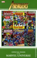 Avengers Official Index to the Marvel Universe TPB (2011) 1-1ST