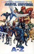 Official Handbook of the Marvel Universe A-Z TPB (2011-2012 Marvel) 1-1ST
