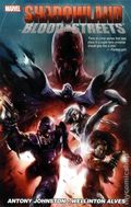Shadowland Blood on the Streets TPB (2011 Marvel) 1-1ST