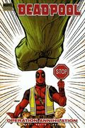Deadpool HC (2009-2012 Marvel) By Daniel Way 8-1ST