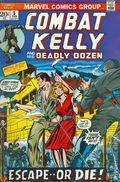 Combat Kelly (1972 Marvel) National Diamond 5NDS