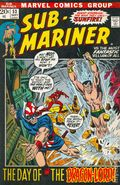 Sub-Mariner (1968 1st Series) National Diamond 53NDS