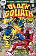 Black Goliath (1976 Marvel) 30 Cent Variant 2