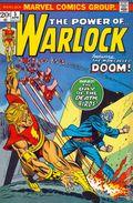 Warlock (1972 Marvel 1st Series) National Diamond 5NDS