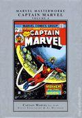 Marvel Masterworks Captain Marvel HC (2005-2016 Marvel) 4-1ST
