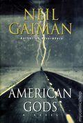 American Gods HC (2001 A Morrow Novel) By Neil Gaiman Book Club Edition 1-1ST