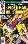 Marvel Team-Up (1972 1st Series) Mark Jewelers 76MJ