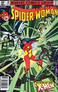 Spider-Woman (1978-1983 1st Series) Mark Jewelers 38MJ