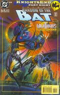Batman Shadow of the Bat (1992) 30B