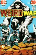 Weird War Tales (1971 DC) Mark Jewelers 8MJ
