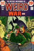 Weird War Tales (1971 DC) Mark Jewelers 12MJ