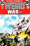 Weird War Tales (1971 DC) Mark Jewelers 15MJ