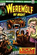 Werewolf by Night (1972 1st Series) Mark Jewelers 12MJ