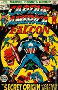Captain America (1968 1st Series) Mark Jewelers 155MJ