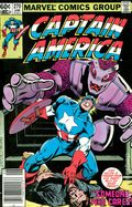 Captain America (1968 1st Series) Mark Jewelers 270MJ