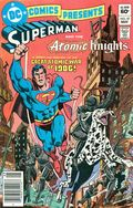 DC Comics Presents (1978 DC) Mark Jewelers 57MJ