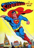 Superman A Pop-Up Book HC (1979 Random House) 1-REP