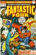 Fantastic Four (1961 1st Series) National Diamond 132NDS