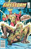 Firestorm (1982 2nd Series) Mark Jewelers 19MJ