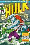 Incredible Hulk (1962-1999 1st Series) Mark Jewelers 165MJ