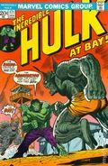 Incredible Hulk (1962-1999 1st Series) Mark Jewelers 171MJ