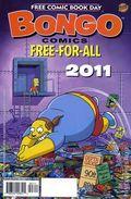 Bongo Comics Free-For-All (2005 Bongo Comics) FCBD 2011