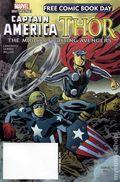 Captain America Thor (2011) FCBD 0