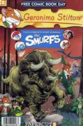 Geronimo Stilton and The Smurfs (2011) FCBD 0