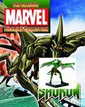 Classic Marvel Figurine Collection (2007-2013 Eaglemoss) Magazine and Figure SP-023