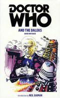 Doctor Who and the Daleks PB (2011 Novel) 1-1ST