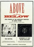 Above and Below Two Stories of the American Frontier GN (2004) 1-1ST