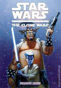 Star Wars The Clone Wars Strange Allies GN (2011 Dark Horse Digest) 1-1ST