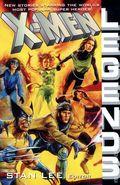 X-Men Legends SC (2000 Novel) 1-REP