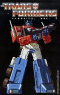 Transformers Classics TPB (2011-2015 IDW) 1-1ST