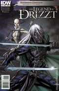 Dungeons and Dragons Drizzt (2011 IDW) 1B