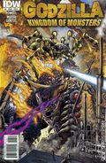 Godzilla Kingdom of Monsters (2011 IDW) 6B