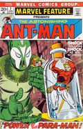 Marvel Feature (1971 1st Series) National Diamond 7NDS