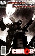 Transformers (2009 IDW) 24C