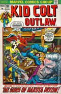 Kid Colt Outlaw (1948) National Diamond 163NDS