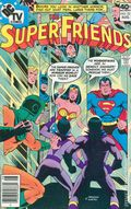 Super Friends (1976 DC 1st Series) Mark Jewelers 23MJ