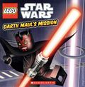 LEGO Star Wars Darth Maul's Mission SC (2011 Scholastic Pres) 1-1ST