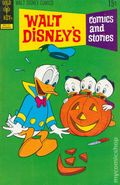 Walt Disney's Comics and Stories (1940 Dell/Gold Key/Gladstone) Mark Jewelers 386MJ