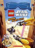 LEGO Star Wars Anakin Space Pilot HC (2011 3-D Book) 1N-1ST