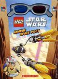 LEGO Star Wars Anakin Space Pilot HC (2011 3-D Book) 1-1ST