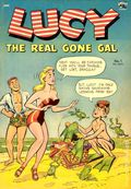 Lucy, The Real Gone Gal (1953) 1