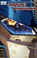 Transformers Alex Milne Sketchbook (2011 IDW) 1